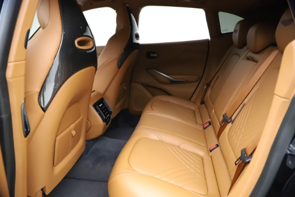 New 2021 Aston Martin DBX SUV for sale $264,386 at Maserati of Greenwich in Greenwich CT 06830 17