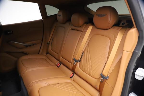 New 2021 Aston Martin DBX SUV for sale $264,386 at Maserati of Greenwich in Greenwich CT 06830 19
