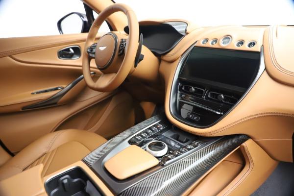 New 2021 Aston Martin DBX SUV for sale $264,386 at Maserati of Greenwich in Greenwich CT 06830 20