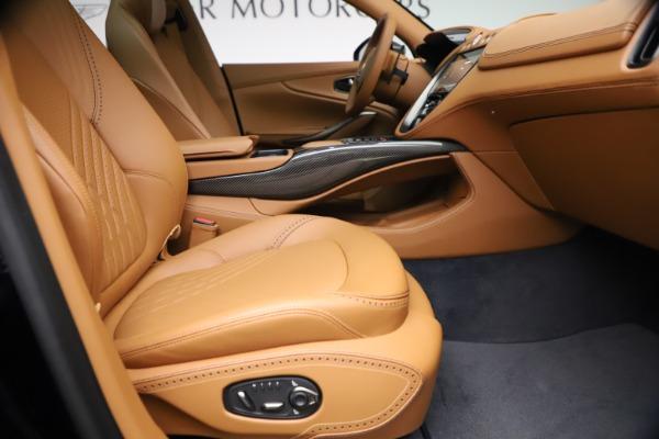 New 2021 Aston Martin DBX for sale $264,386 at Maserati of Greenwich in Greenwich CT 06830 22