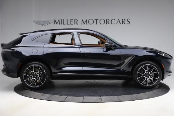 New 2021 Aston Martin DBX SUV for sale $264,386 at Maserati of Greenwich in Greenwich CT 06830 8