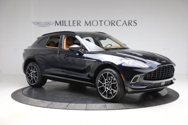 New 2021 Aston Martin DBX for sale $264,386 at Maserati of Greenwich in Greenwich CT 06830 9
