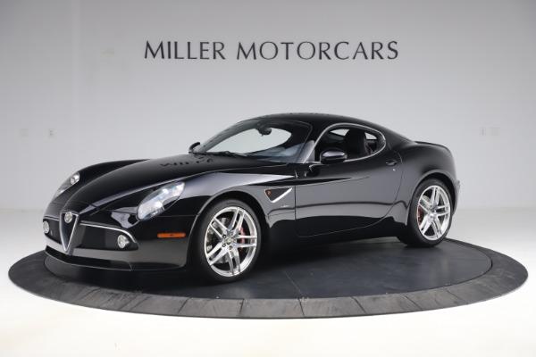 Used 2008 Alfa Romeo 8C Competizione for sale $339,900 at Maserati of Greenwich in Greenwich CT 06830 2