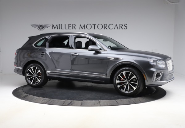 New 2021 Bentley Bentayga V8 for sale $213,720 at Maserati of Greenwich in Greenwich CT 06830 10