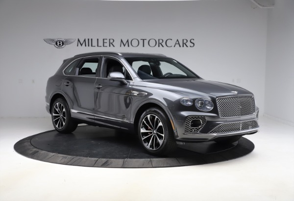 New 2021 Bentley Bentayga V8 for sale $213,720 at Maserati of Greenwich in Greenwich CT 06830 11