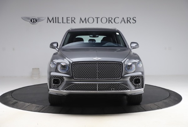 New 2021 Bentley Bentayga V8 for sale $213,720 at Maserati of Greenwich in Greenwich CT 06830 12