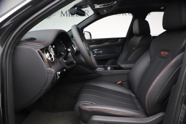 New 2021 Bentley Bentayga V8 for sale $213,720 at Maserati of Greenwich in Greenwich CT 06830 20