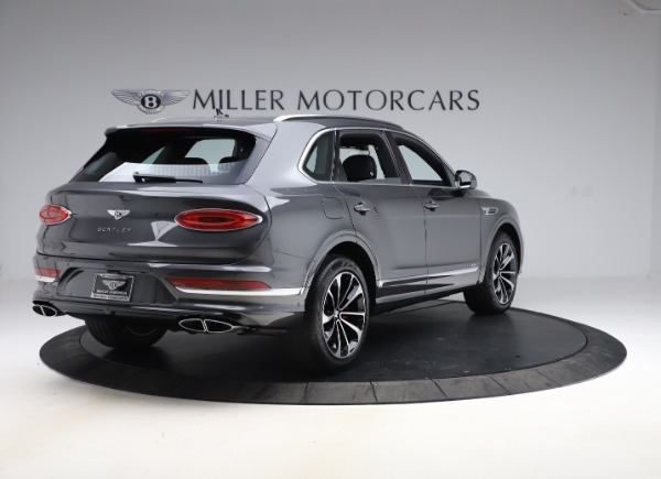 New 2021 Bentley Bentayga V8 for sale $213,720 at Maserati of Greenwich in Greenwich CT 06830 7