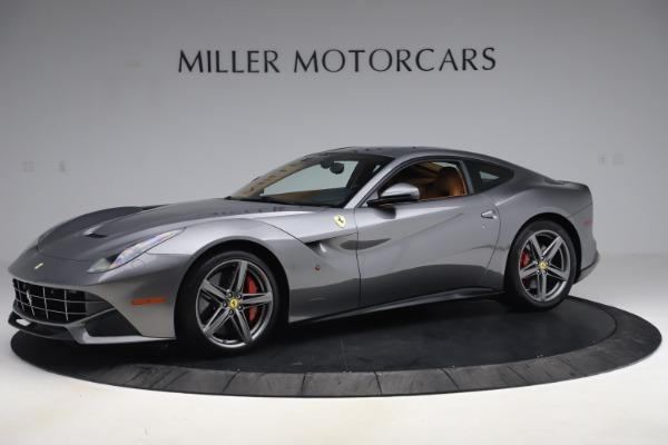Used 2017 Ferrari F12 Berlinetta for sale $269,900 at Maserati of Greenwich in Greenwich CT 06830 2