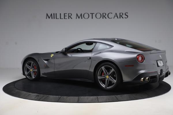 Used 2017 Ferrari F12 Berlinetta for sale $269,900 at Maserati of Greenwich in Greenwich CT 06830 4