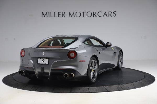 Used 2017 Ferrari F12 Berlinetta for sale $269,900 at Maserati of Greenwich in Greenwich CT 06830 7