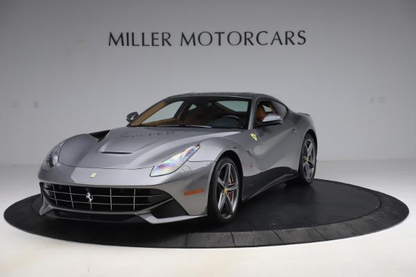 Used 2017 Ferrari F12 Berlinetta for sale $269,900 at Maserati of Greenwich in Greenwich CT 06830 1