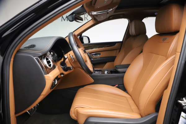 Used 2018 Bentley Bentayga Onyx Edition for sale $144,900 at Maserati of Greenwich in Greenwich CT 06830 13