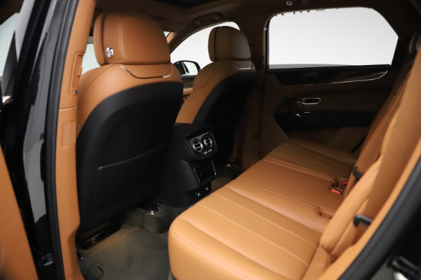 Used 2018 Bentley Bentayga Onyx Edition for sale Call for price at Maserati of Greenwich in Greenwich CT 06830 16