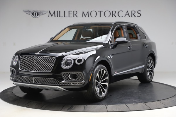 Used 2018 Bentley Bentayga Onyx Edition for sale $144,900 at Maserati of Greenwich in Greenwich CT 06830 2