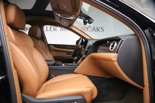 Used 2018 Bentley Bentayga Onyx Edition for sale Call for price at Maserati of Greenwich in Greenwich CT 06830 21