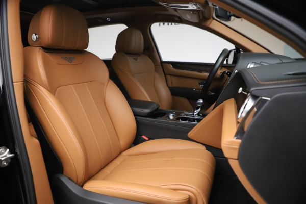 Used 2018 Bentley Bentayga Onyx Edition for sale $144,900 at Maserati of Greenwich in Greenwich CT 06830 22