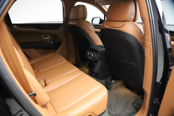 Used 2018 Bentley Bentayga Onyx Edition for sale $144,900 at Maserati of Greenwich in Greenwich CT 06830 23