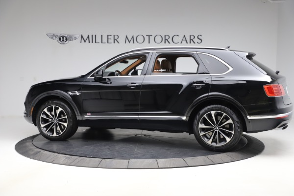 Used 2018 Bentley Bentayga Onyx Edition for sale $144,900 at Maserati of Greenwich in Greenwich CT 06830 4