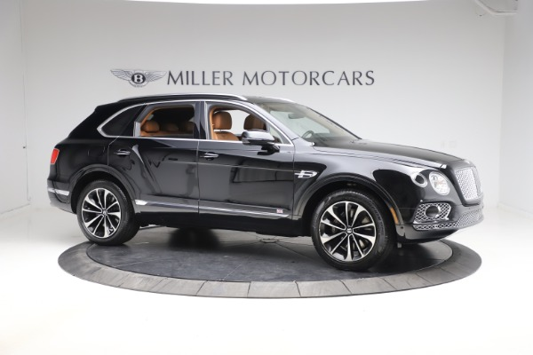 Used 2018 Bentley Bentayga Onyx Edition for sale Call for price at Maserati of Greenwich in Greenwich CT 06830 6