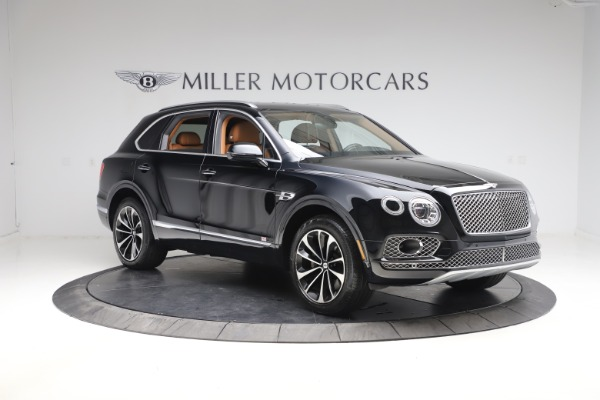 Used 2018 Bentley Bentayga Onyx Edition for sale $144,900 at Maserati of Greenwich in Greenwich CT 06830 7