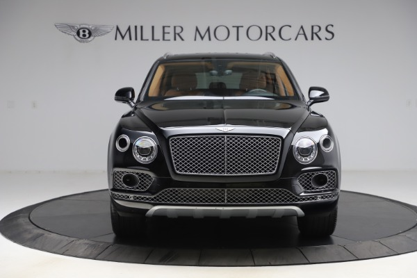 Used 2018 Bentley Bentayga Onyx Edition for sale $144,900 at Maserati of Greenwich in Greenwich CT 06830 8