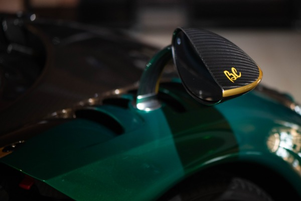 Used 2017 Pagani Huayra BC for sale Call for price at Maserati of Greenwich in Greenwich CT 06830 15