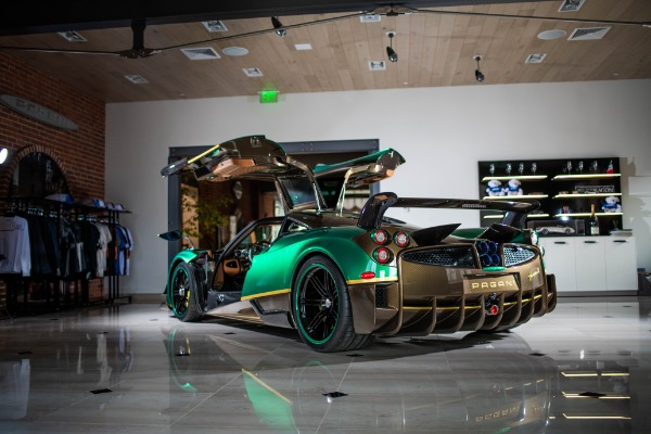 Used 2017 Pagani Huayra BC for sale Call for price at Maserati of Greenwich in Greenwich CT 06830 2