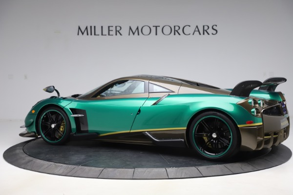 Used 2017 Pagani Huayra BC for sale Call for price at Maserati of Greenwich in Greenwich CT 06830 21
