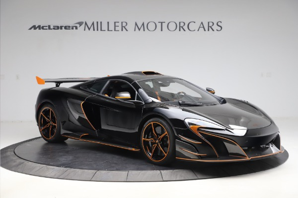 Used 2016 McLaren 688 MSO HS for sale Call for price at Maserati of Greenwich in Greenwich CT 06830 12