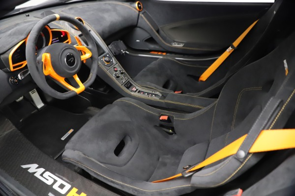 Used 2016 McLaren 688 MSO HS for sale Call for price at Maserati of Greenwich in Greenwich CT 06830 13