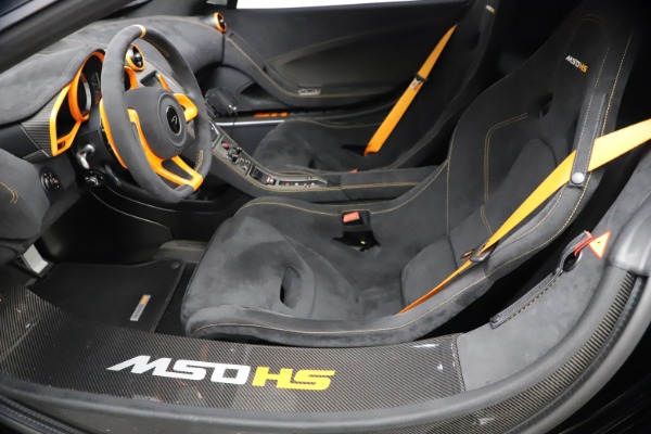 Used 2016 McLaren 688 MSO HS for sale Call for price at Maserati of Greenwich in Greenwich CT 06830 14