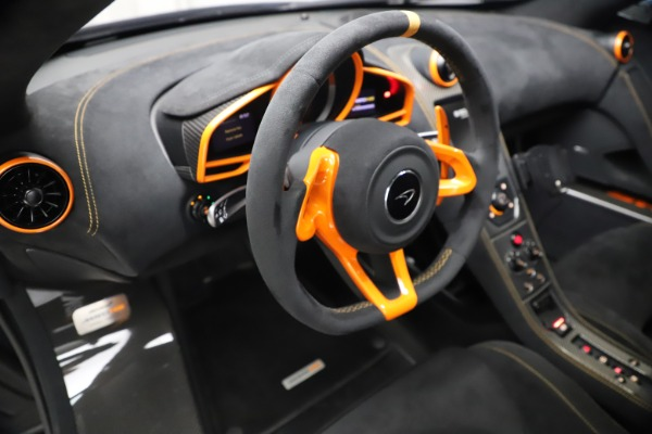 Used 2016 McLaren 688 MSO HS for sale Call for price at Maserati of Greenwich in Greenwich CT 06830 17