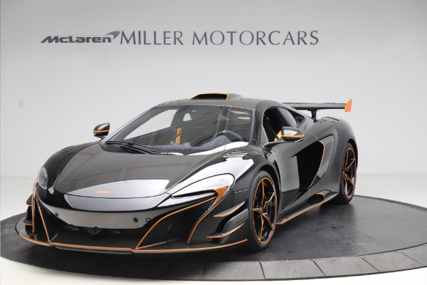 Used 2016 McLaren 688 MSO HS for sale Call for price at Maserati of Greenwich in Greenwich CT 06830 2