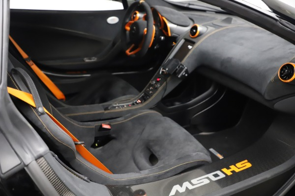 Used 2016 McLaren 688 MSO HS for sale Call for price at Maserati of Greenwich in Greenwich CT 06830 20