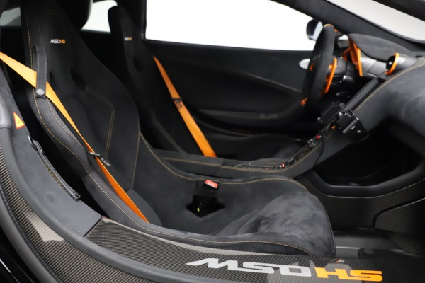 Used 2016 McLaren 688 MSO HS for sale Call for price at Maserati of Greenwich in Greenwich CT 06830 21