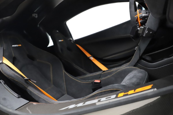 Used 2016 McLaren 688 MSO HS for sale Call for price at Maserati of Greenwich in Greenwich CT 06830 22