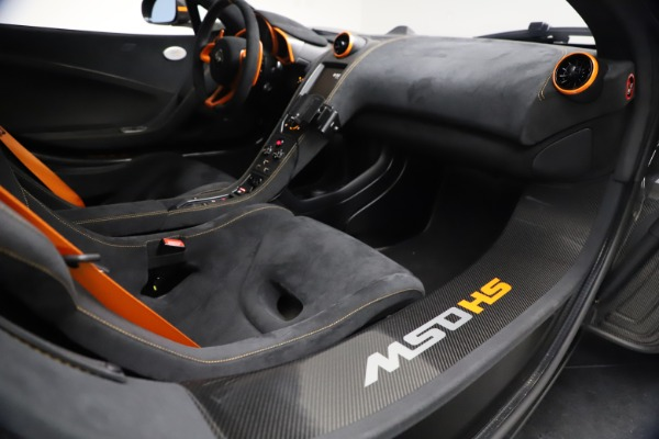Used 2016 McLaren 688 MSO HS for sale Call for price at Maserati of Greenwich in Greenwich CT 06830 23