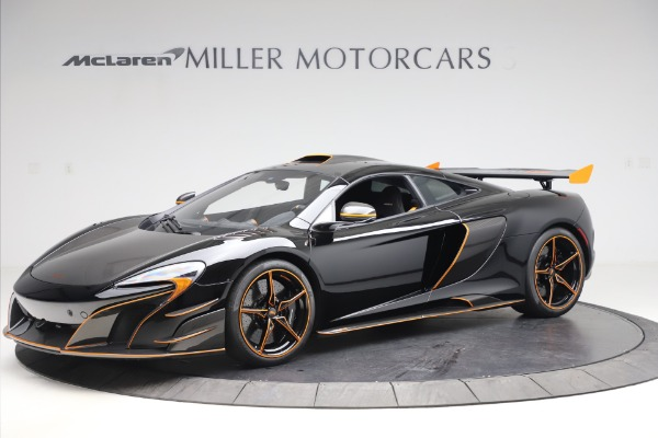 Used 2016 McLaren 688 MSO HS for sale Call for price at Maserati of Greenwich in Greenwich CT 06830 3