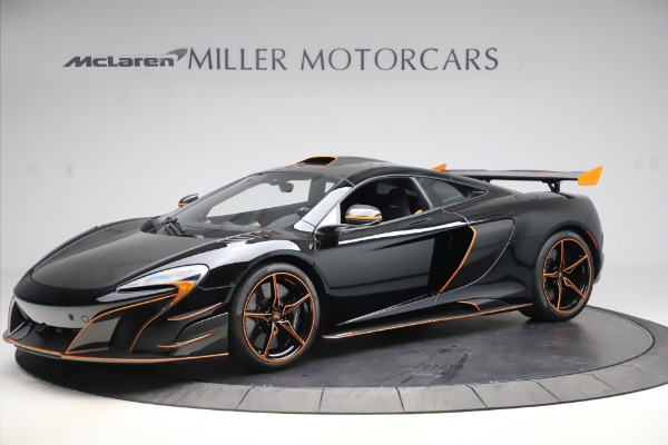 Used 2016 McLaren 688 MSO HS for sale Call for price at Maserati of Greenwich in Greenwich CT 06830 1