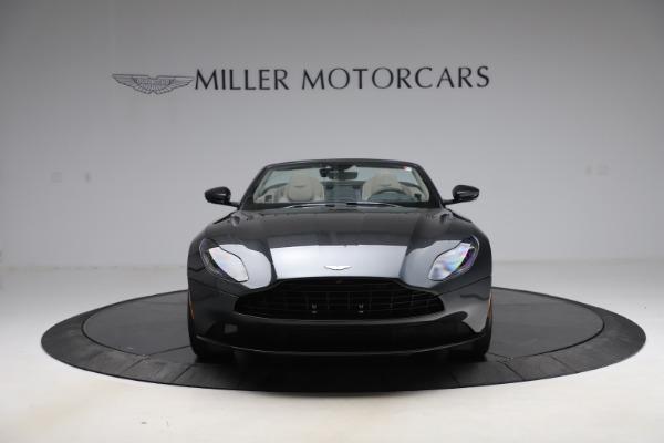 New 2021 Aston Martin DB11 Volante Convertible for sale $270,386 at Maserati of Greenwich in Greenwich CT 06830 10