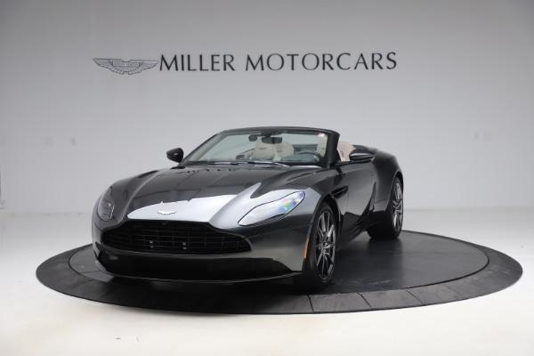 New 2021 Aston Martin DB11 Volante Convertible for sale $270,386 at Maserati of Greenwich in Greenwich CT 06830 11