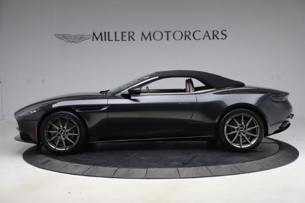 New 2021 Aston Martin DB11 Volante Convertible for sale $270,386 at Maserati of Greenwich in Greenwich CT 06830 12