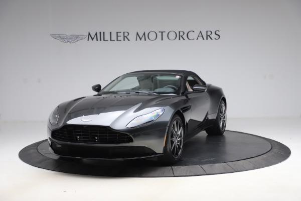 New 2021 Aston Martin DB11 Volante Convertible for sale $270,386 at Maserati of Greenwich in Greenwich CT 06830 14