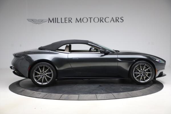 New 2021 Aston Martin DB11 Volante Convertible for sale $270,386 at Maserati of Greenwich in Greenwich CT 06830 15
