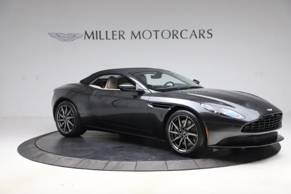 New 2021 Aston Martin DB11 Volante Convertible for sale $270,386 at Maserati of Greenwich in Greenwich CT 06830 16