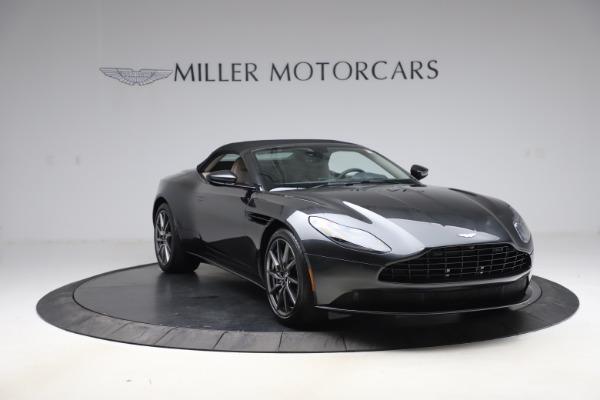 New 2021 Aston Martin DB11 Volante Convertible for sale $270,386 at Maserati of Greenwich in Greenwich CT 06830 17