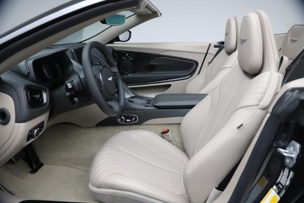 New 2021 Aston Martin DB11 Volante Convertible for sale $270,386 at Maserati of Greenwich in Greenwich CT 06830 18