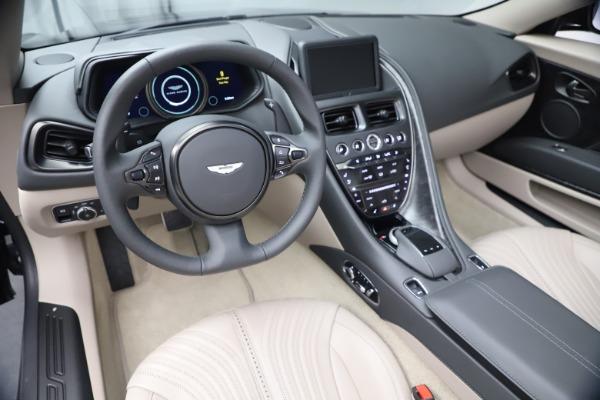 New 2021 Aston Martin DB11 Volante Convertible for sale $270,386 at Maserati of Greenwich in Greenwich CT 06830 19