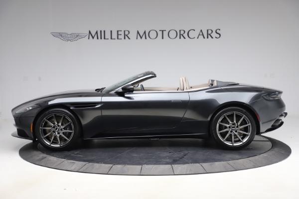 New 2021 Aston Martin DB11 Volante Convertible for sale $270,386 at Maserati of Greenwich in Greenwich CT 06830 2